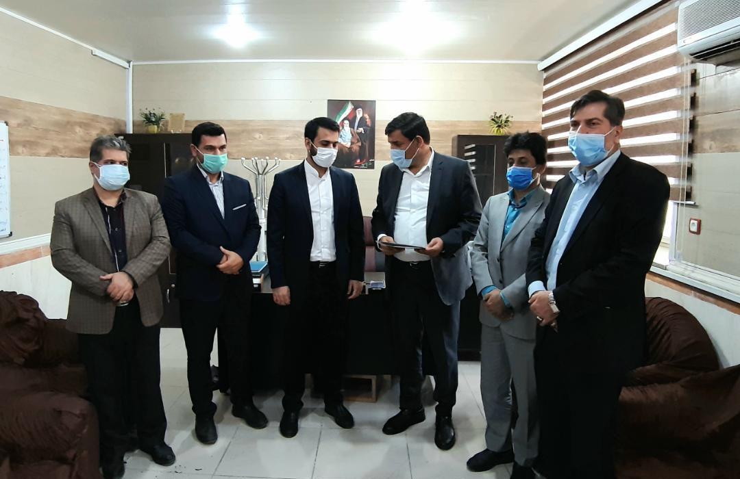 انتصاب معاونت جوانان اداره کل ورزش و جوانان خوزستان